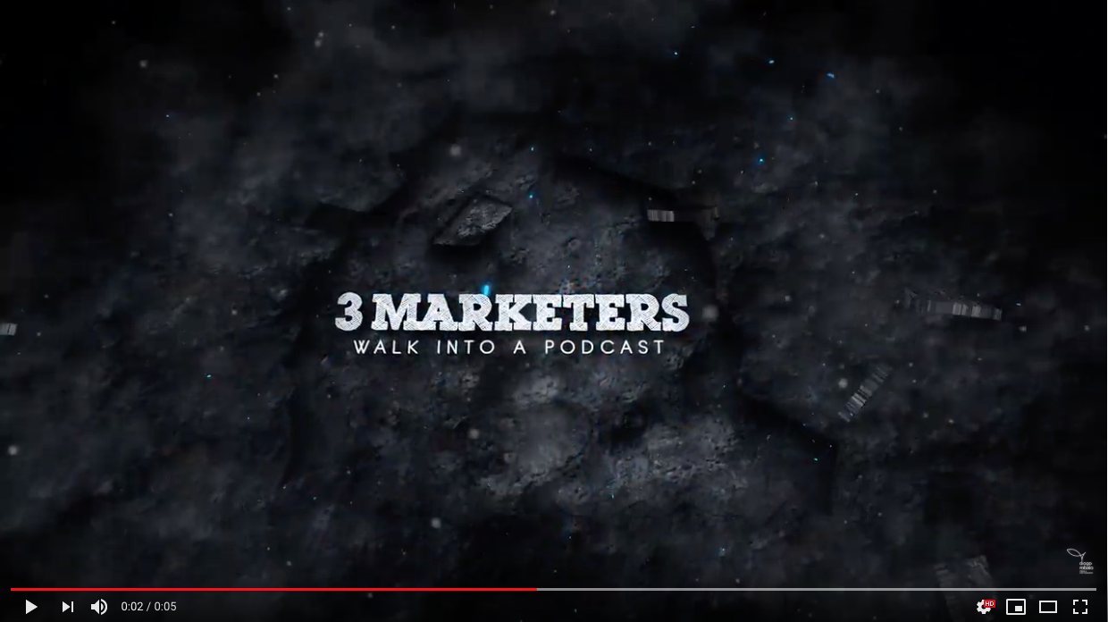 3 Marketers